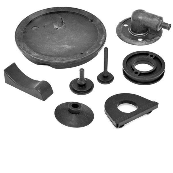 Izdelava orodja - izdelki iz gume
