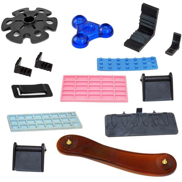 Izdelava orodja - izdelki iz plastike