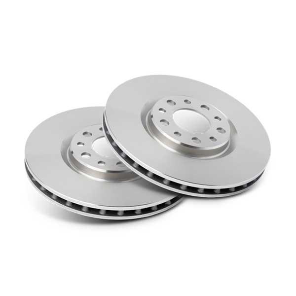 Struženej zavornih diskov